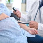 妊婦血圧測定