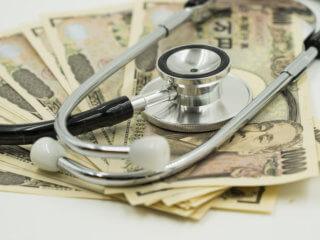 切迫早産の入院費